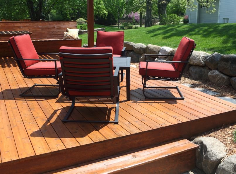deck patio design ideas