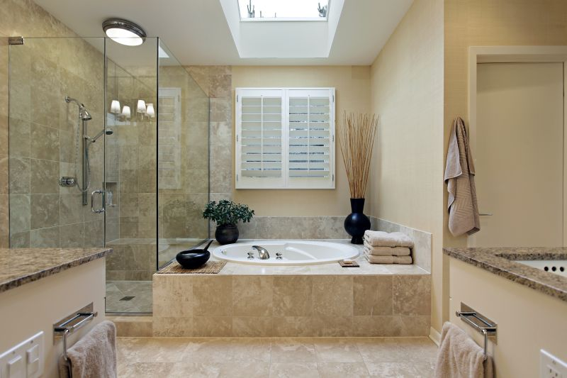 Bathroom Remodeling Options bathroom layout options | sky renovation & new construction
