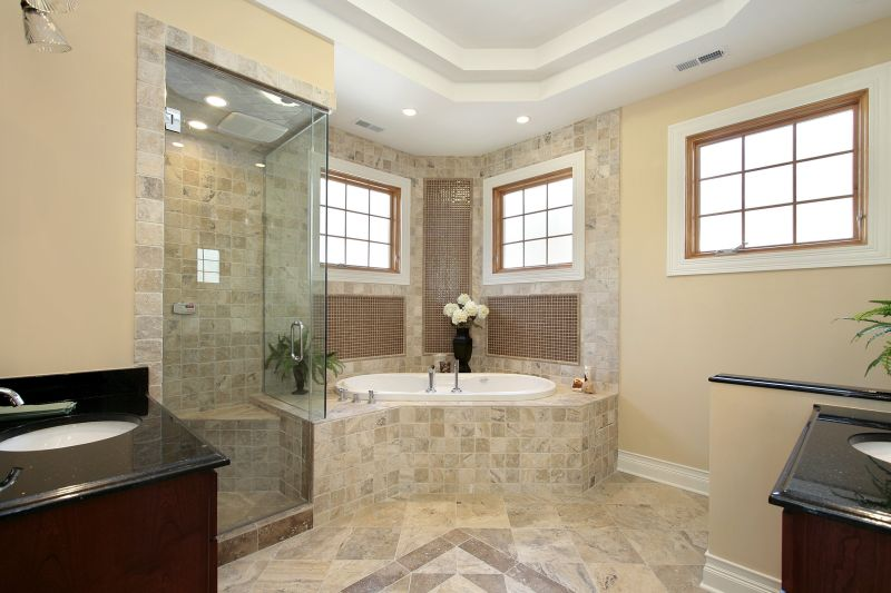 Fine Bathroom Remodel Pictures Sky Renovation New Construction Home Interior And Landscaping Elinuenasavecom