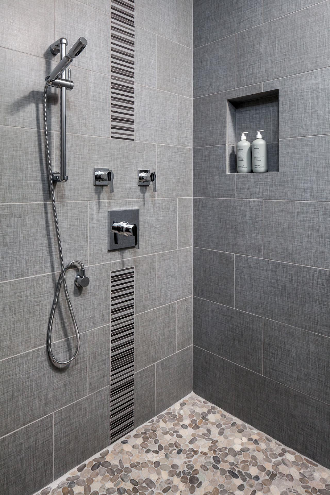 Tub To Shower Conversion Sky Renovation New Construction